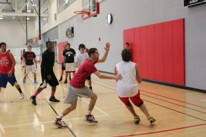 Intramural sports are a great way to pursue athletic interests in college.