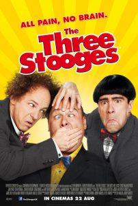 Three Stooges movie poster