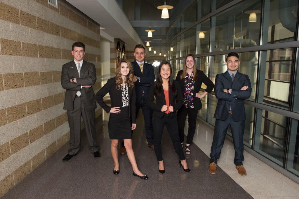 Various Business Week Team Members 2019