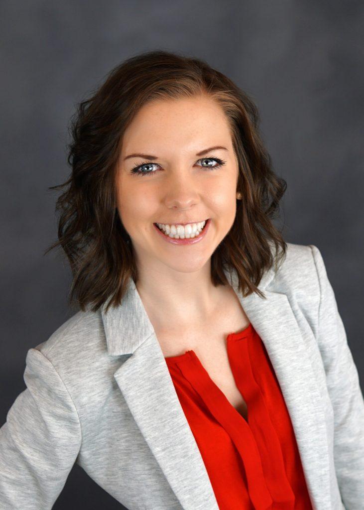 Student Haley Duden