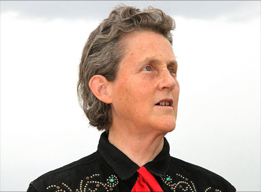 book by Temple Grandin