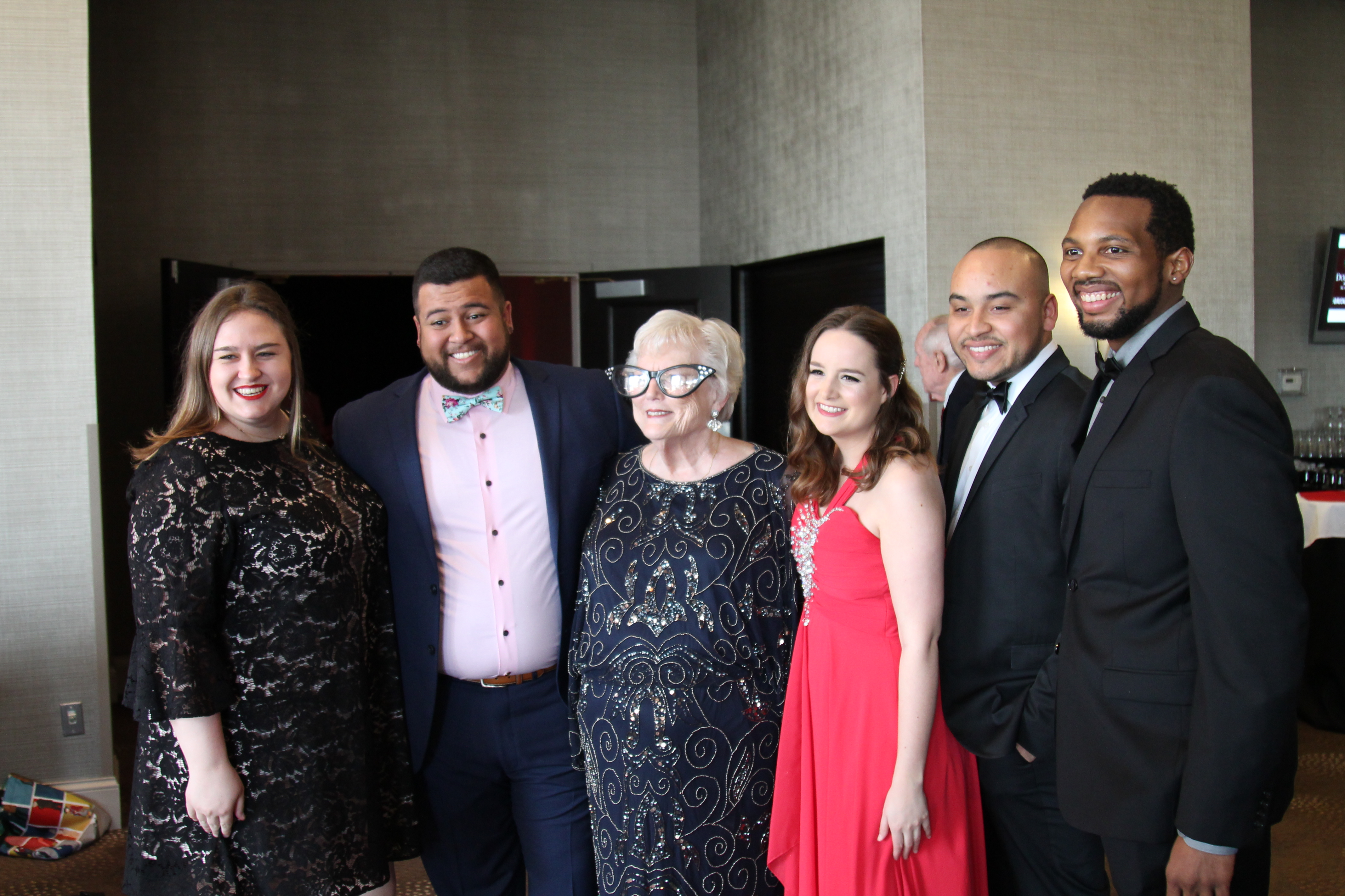 Attendees of the 2018 EAF Gala