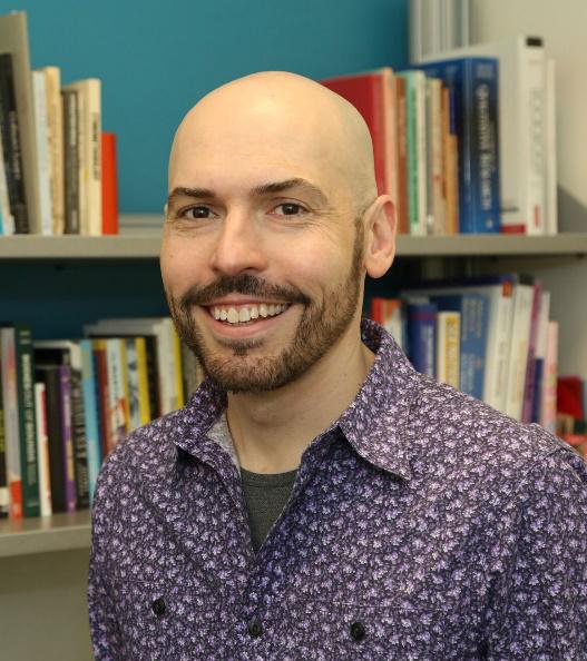 headshot of Jason Whitesel