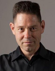 headshot of David Gunkel