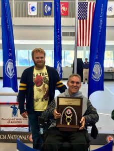 Ethan Blumhorst shares experience at ISU