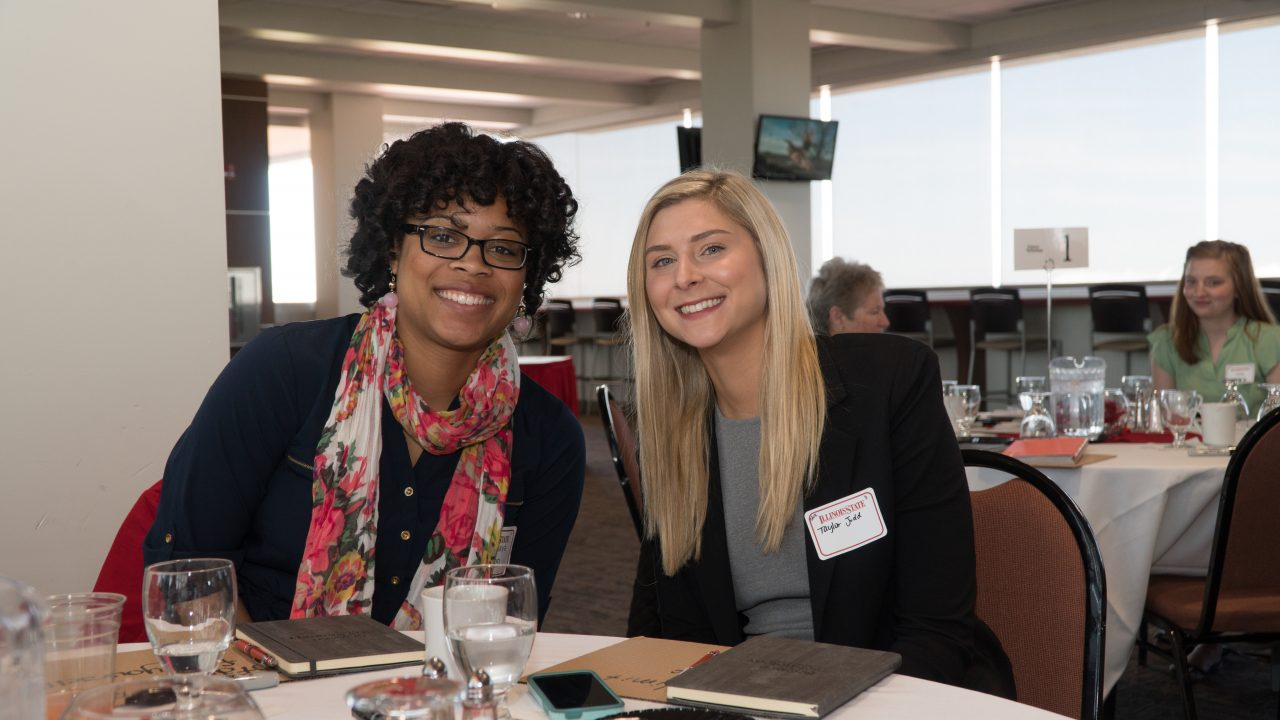 Photos from women in leadership event 2018