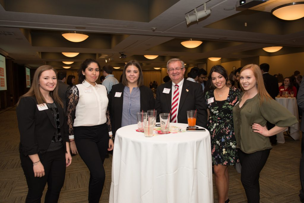 Photos from CAST professional dinner 2018