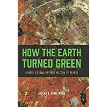 Book cover for <em>How the Earth Turned Green</em>