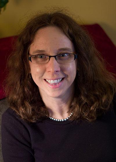 headshot of Alison Bailey