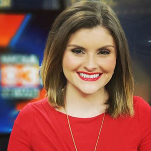 Morning show news anchor and Redbird alum Alex Corradetti