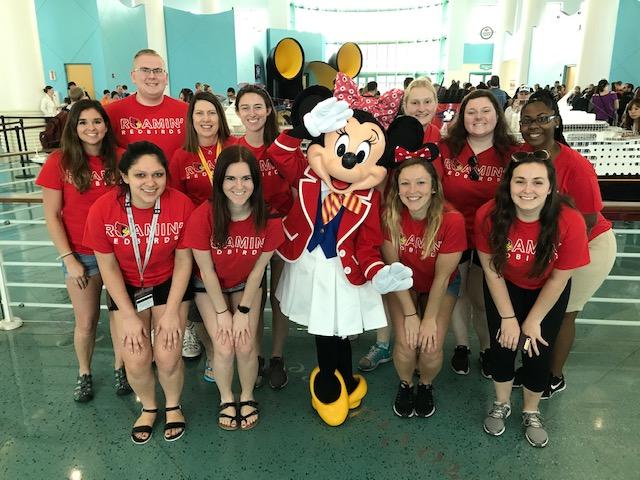 Study Aboard Disney Cruiseline with ISU Intro to Cruise Ship Industry
