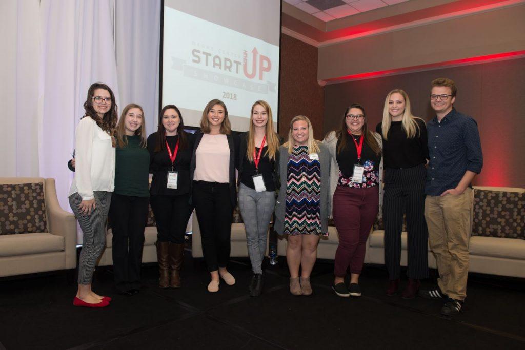 StartUp Showcase Participants