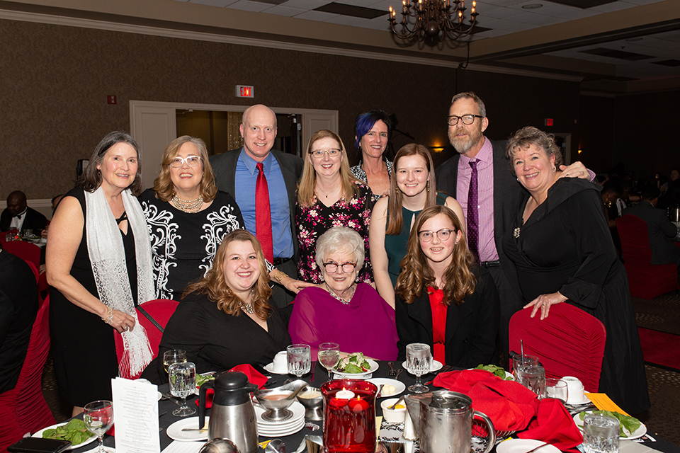 Attendees of the 2019 EAF Gala.