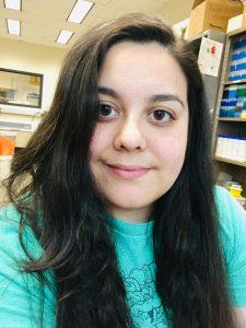 headshot of Gloria Alvardo