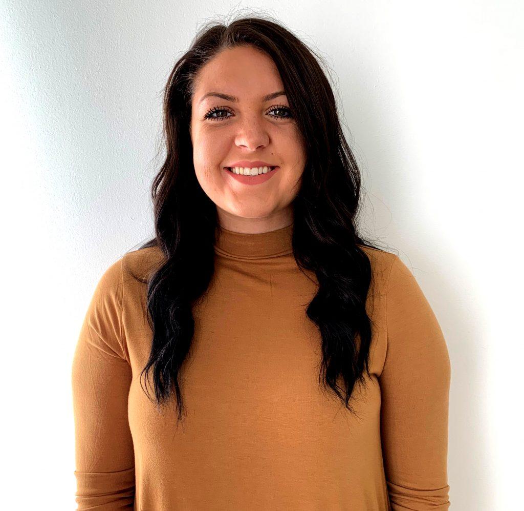 Student Olivia Asbridge