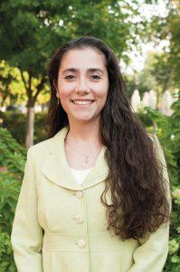 Associate Provost Ani Yazedjian