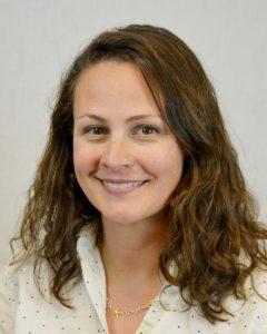 headshot of Rebekka Darner