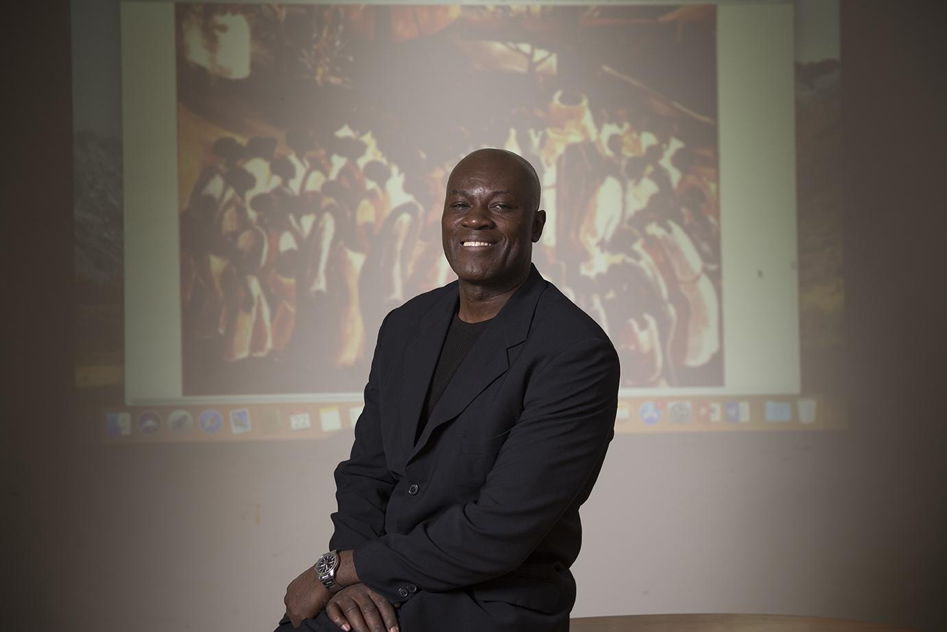 Angelo Kakande, Ph.D.