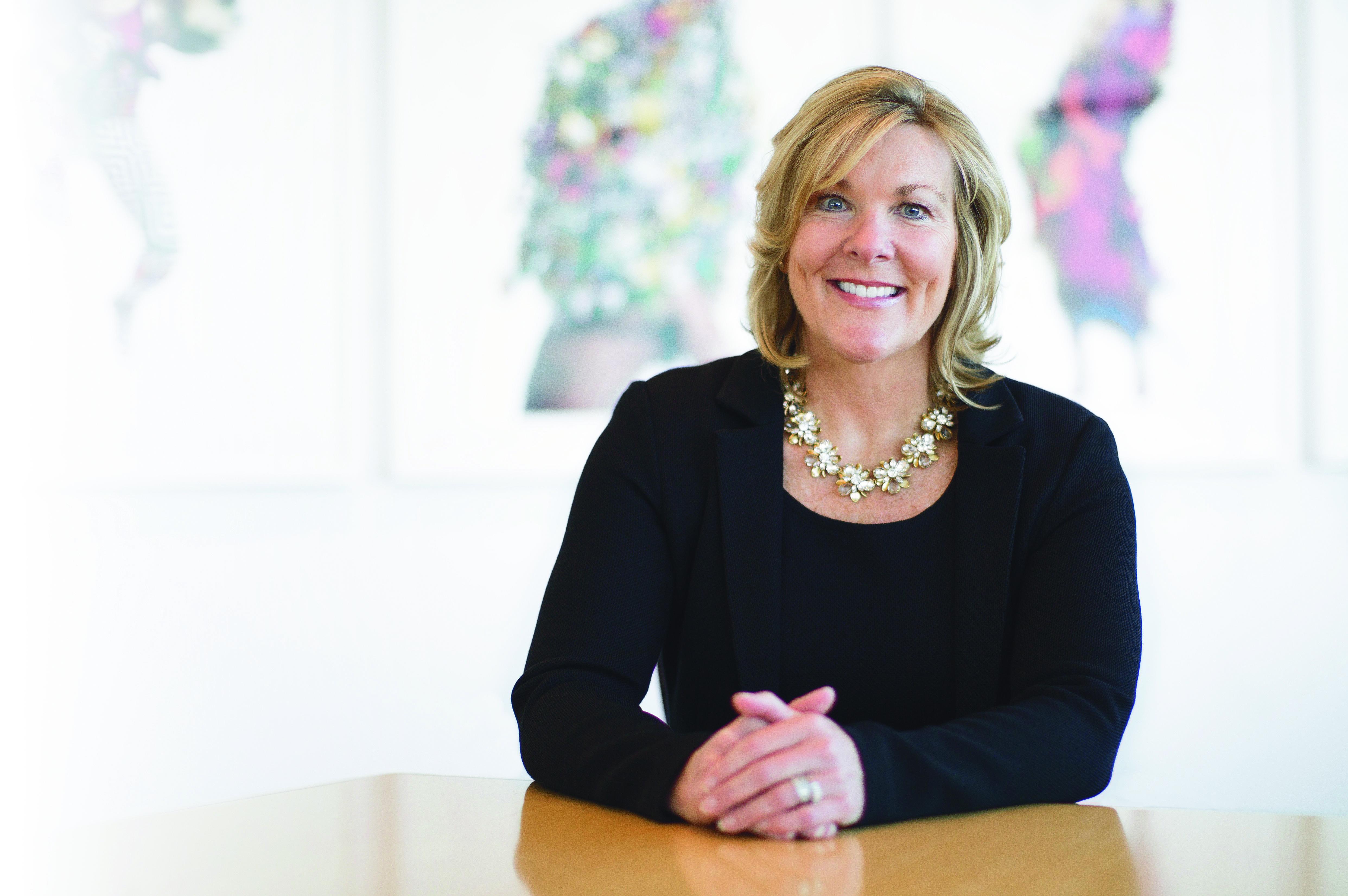 Progressive Insurance CEO Tricia Griffith