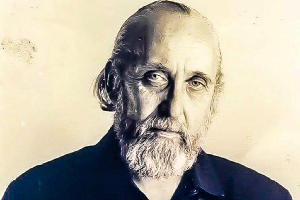 heradshot of Jerome Rothenberg