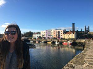 Hannah Lehmann shares study abroad experience