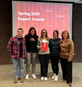 Jessica Sciubba Impact Award