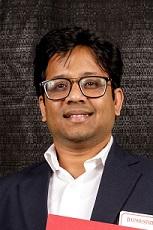 Mizanur Rahman Headshot