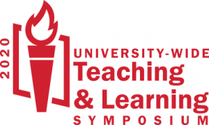 2020 University-Wide Teaching and Learning Symposium logo