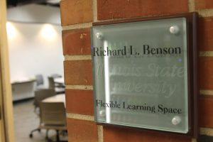 The Richard L. Benson flexible learning space