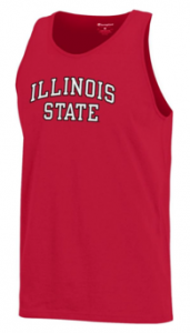 Illinois State red tank top