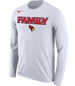 "Redbirds ""Family"" long-sleeve shirt"