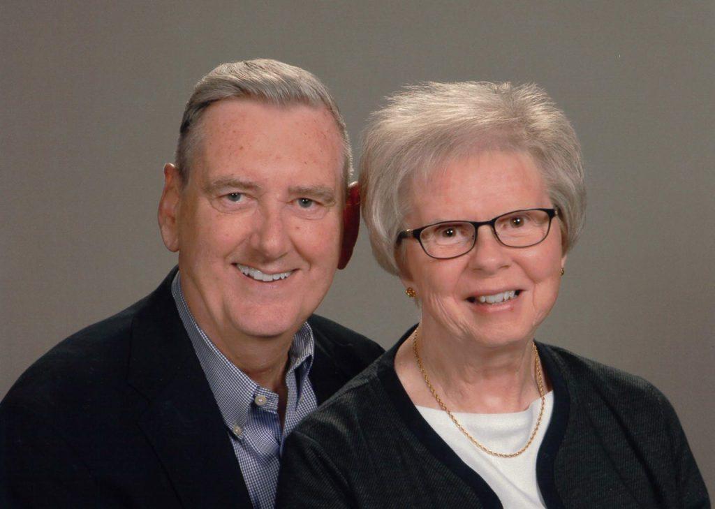 Paul and Sandra Harmon