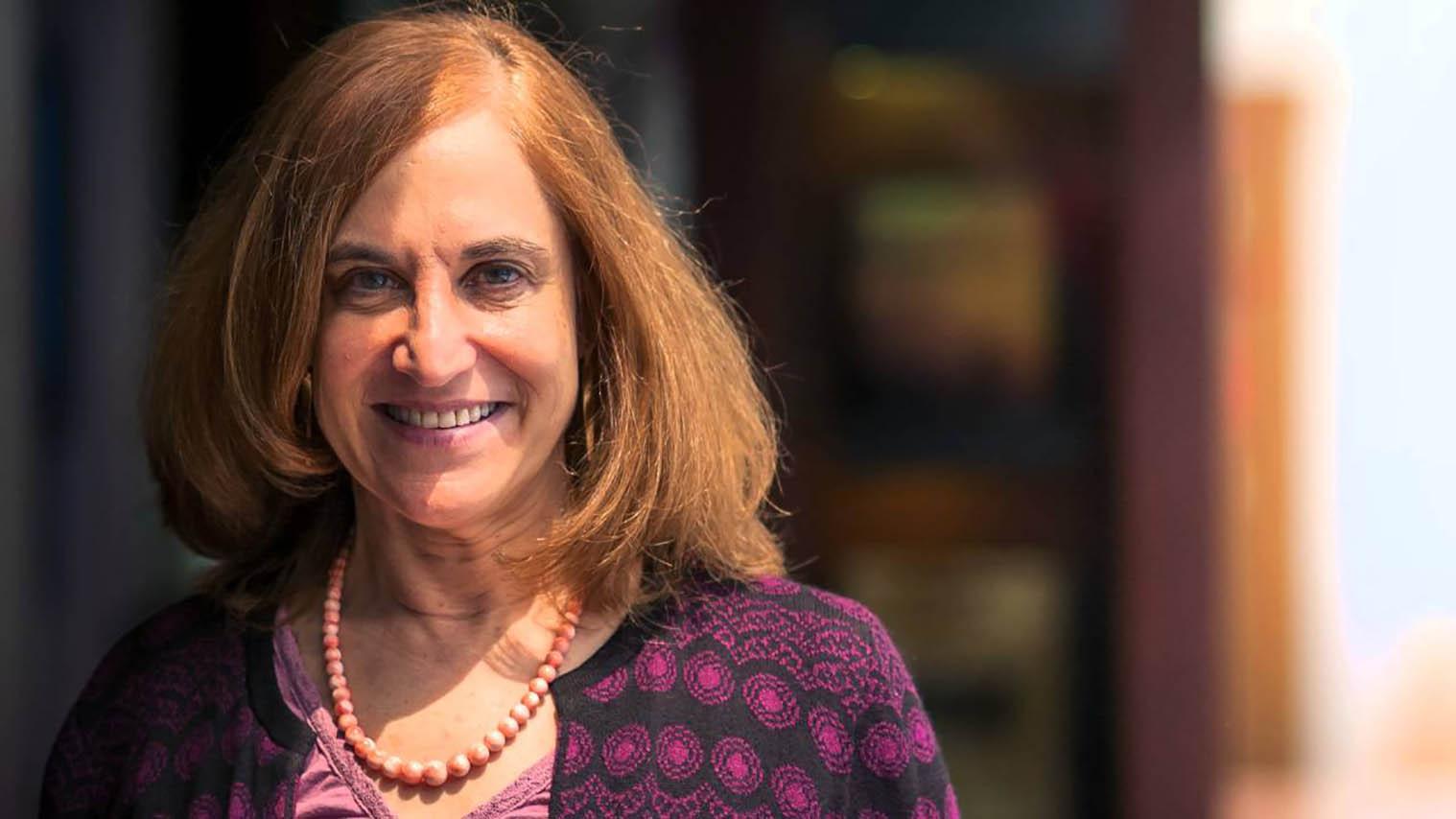 headshot of Bonnie S. Glaser