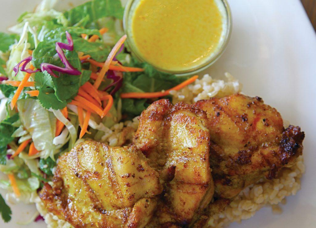 Star Ginger's Grilled Chicken