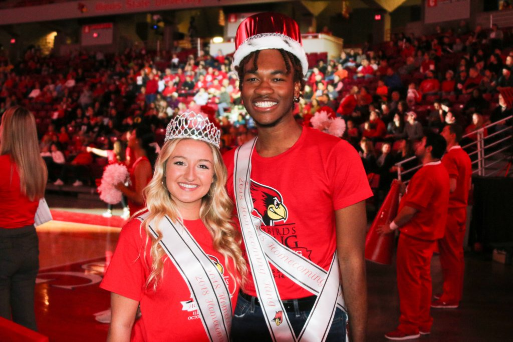 2018 student royalty