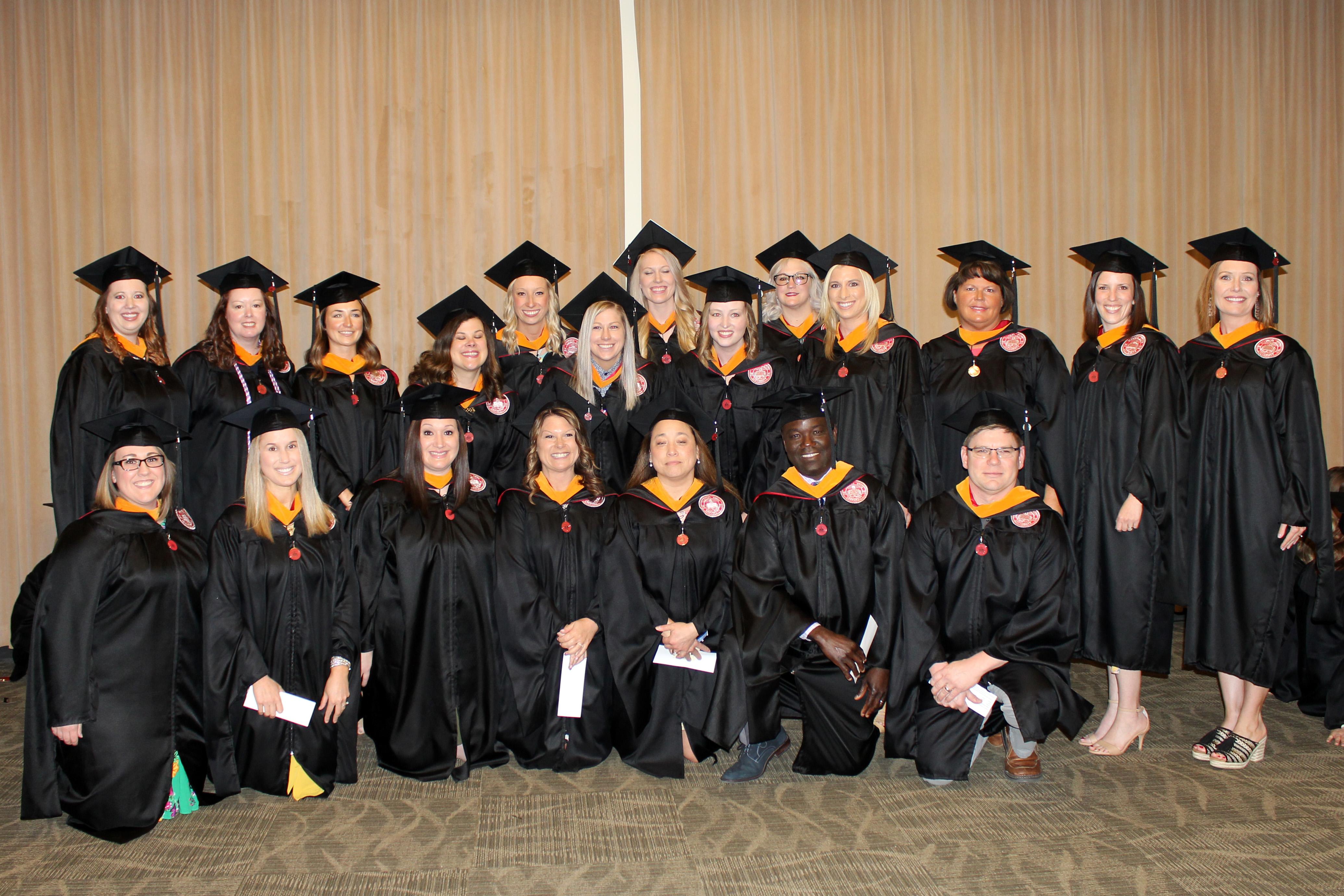 MCN Graduate Students