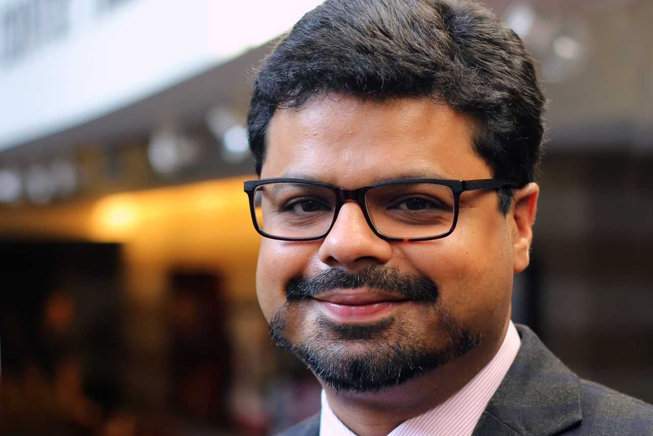 Dr. Avimanyu Datta named new director of the George R. and Martha Means Center for Entrepreneurial Studies