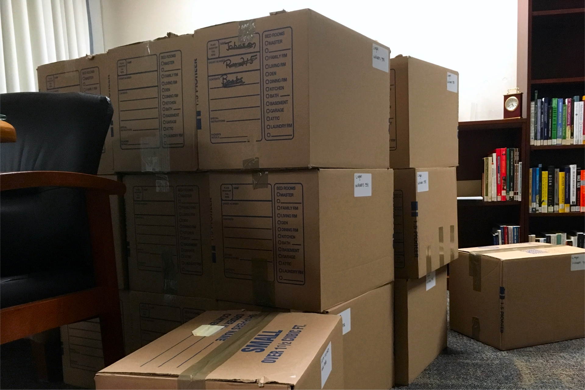 Boxes in CTLT's Resource Commons