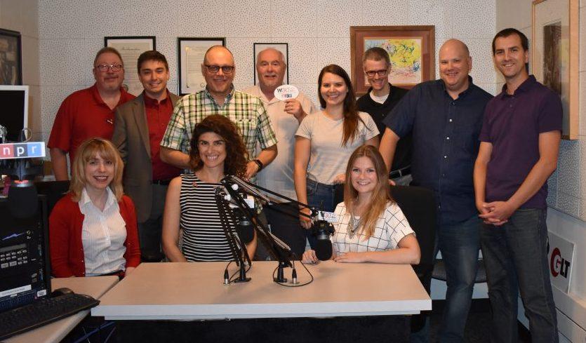 WGLT staff reaches 100% participation