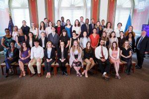 Summer 2019 Library of Congress junior fellows