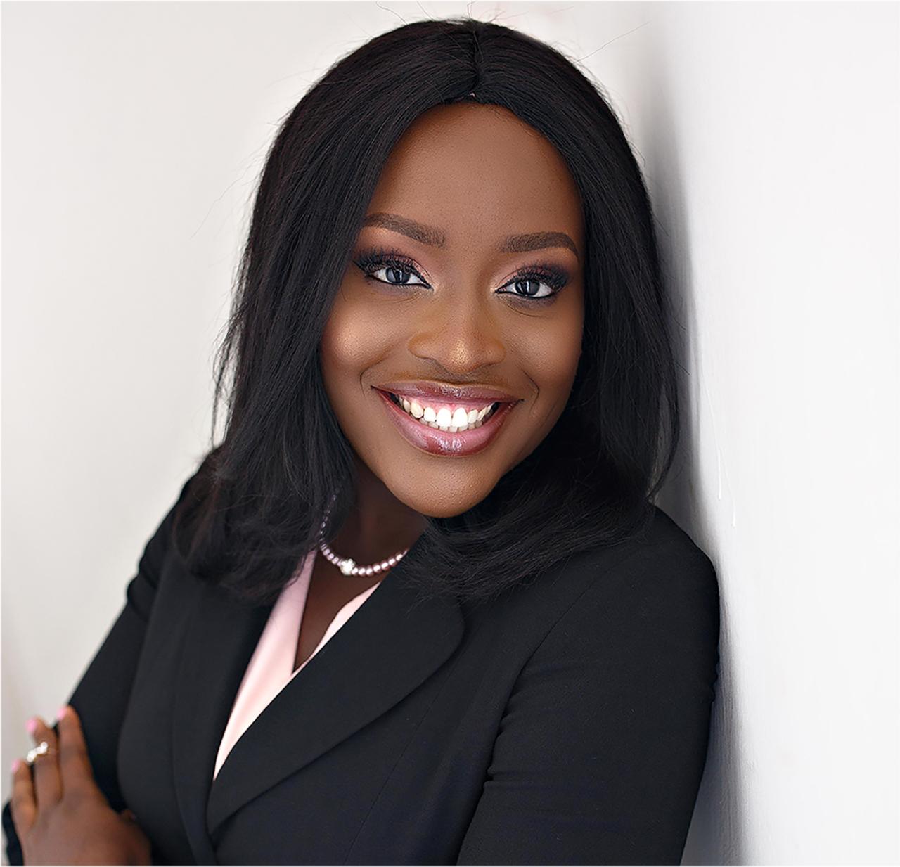 headshot of Ngozi Ukweni