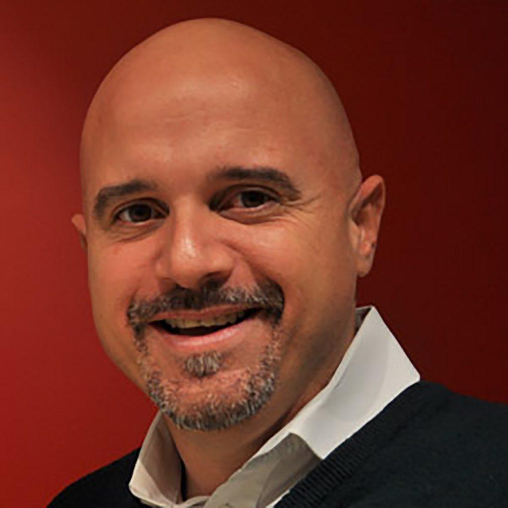 headshot of Salvador Vidal-Ortiz