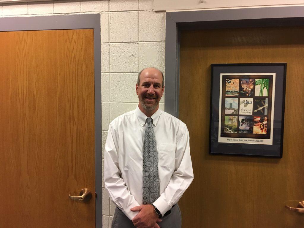 Chris Merrill, ACTE National Teacher Educator of the Year finalist