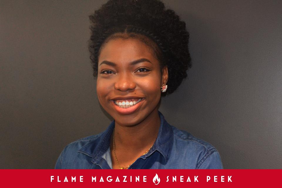 Omonye Desire Akahome Flame Magazine a Sneak Peek