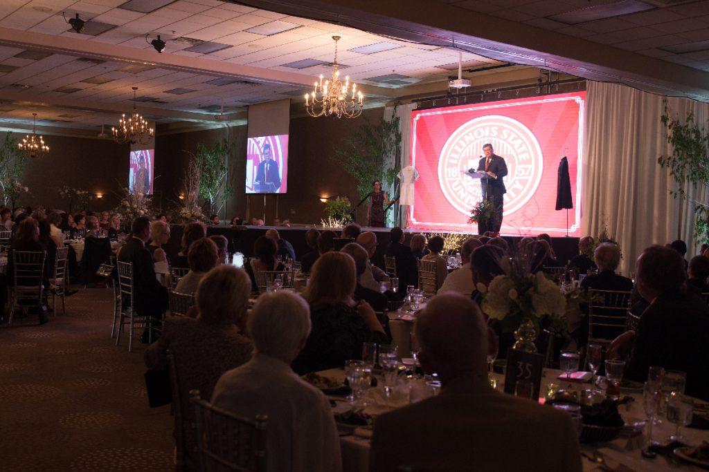 MCN's 100th anniversary gala.
