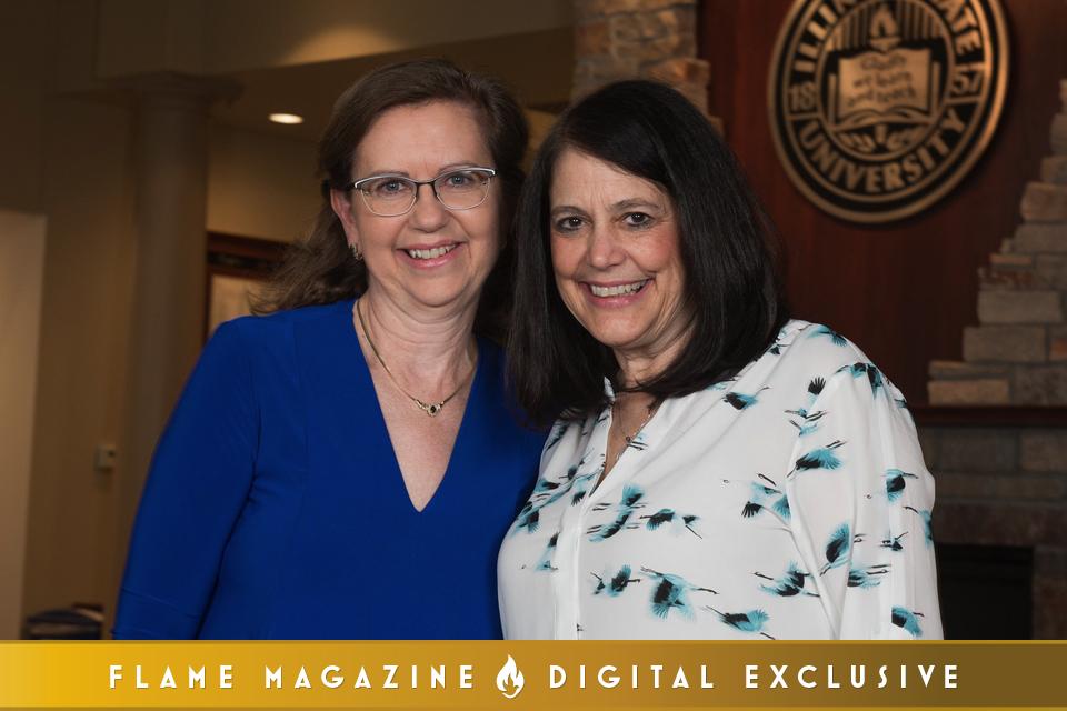 Denise Wilson and Lynn Kennell, Mennonite College of Nursing at Illinois State University