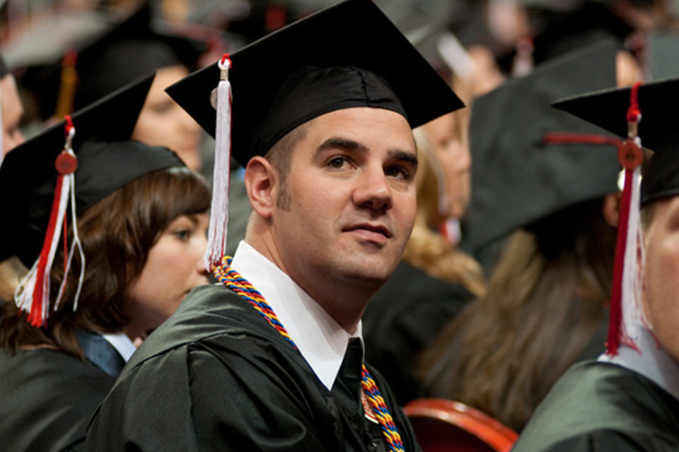 Graduating soon? Don't forget about your career!