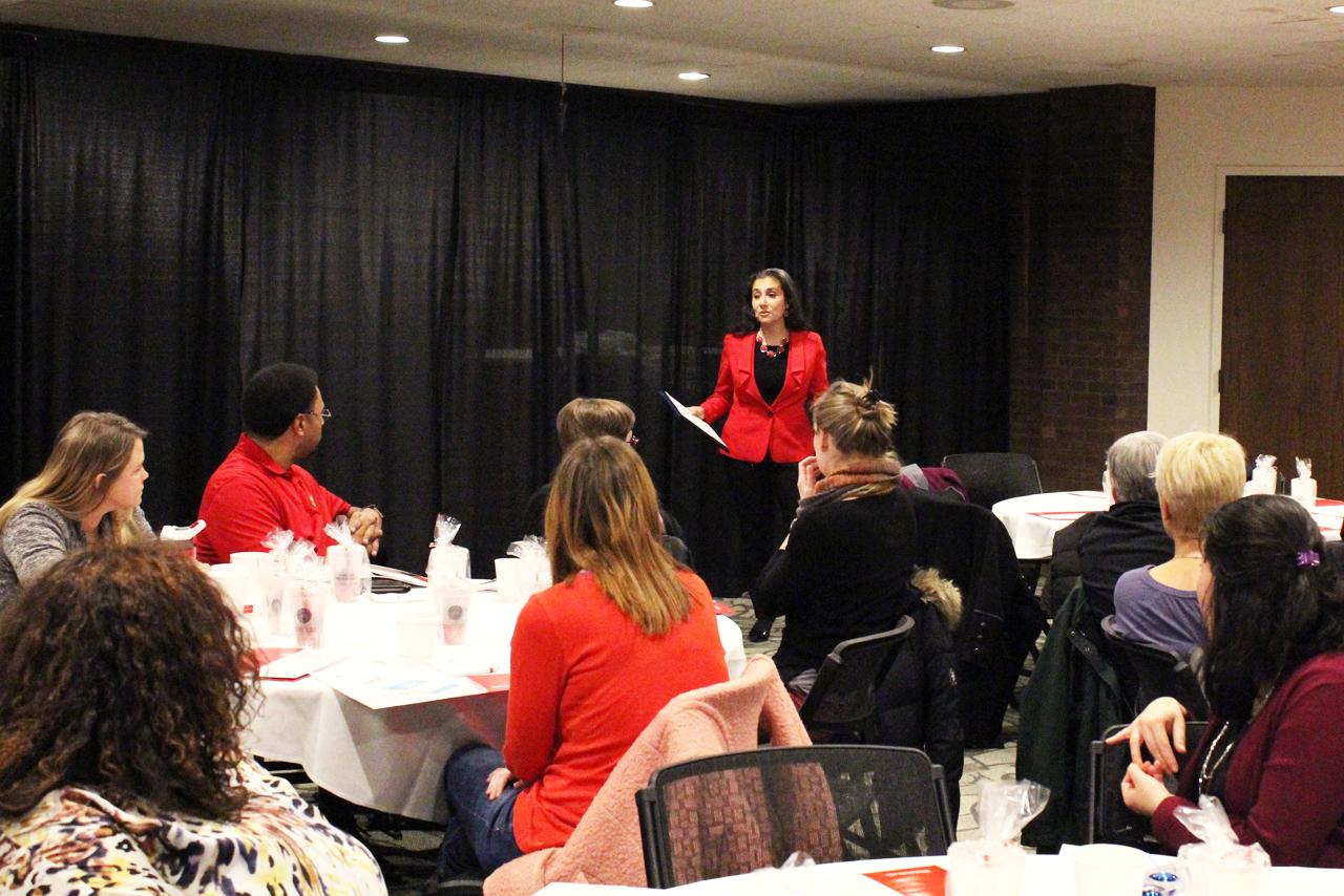 Civic Engagement Ambassadors Program Meeting