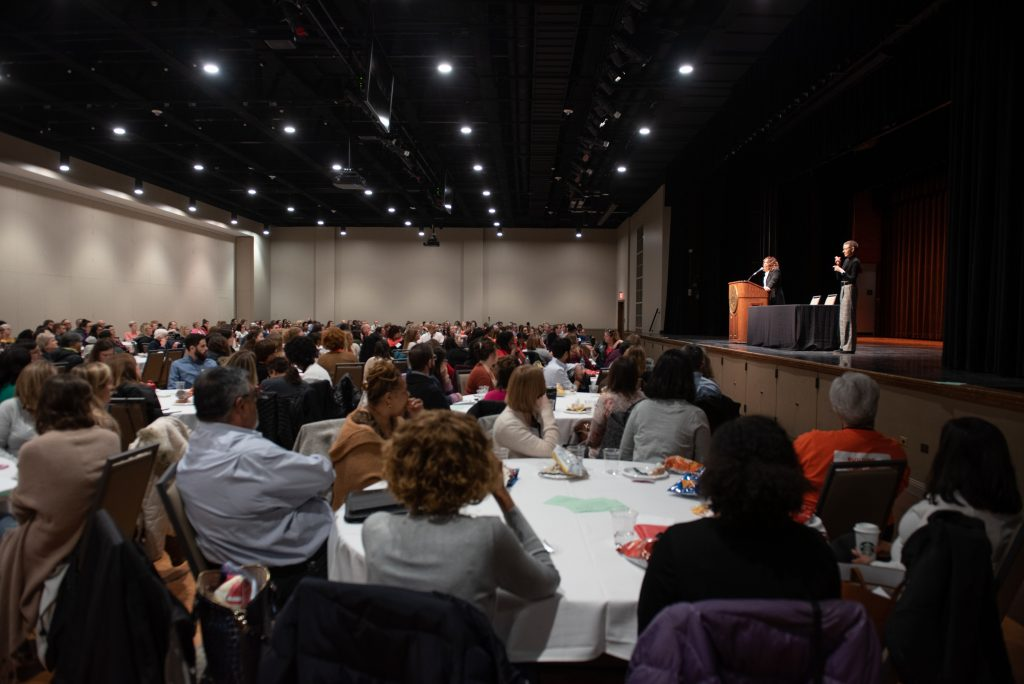 Crowd at CRCC Conference