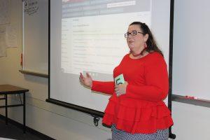Professor Dawn Beichner